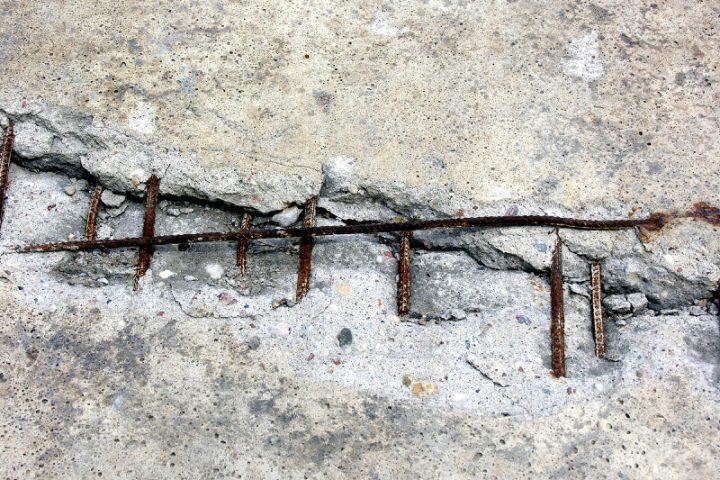 Schäden am Stahlbeton