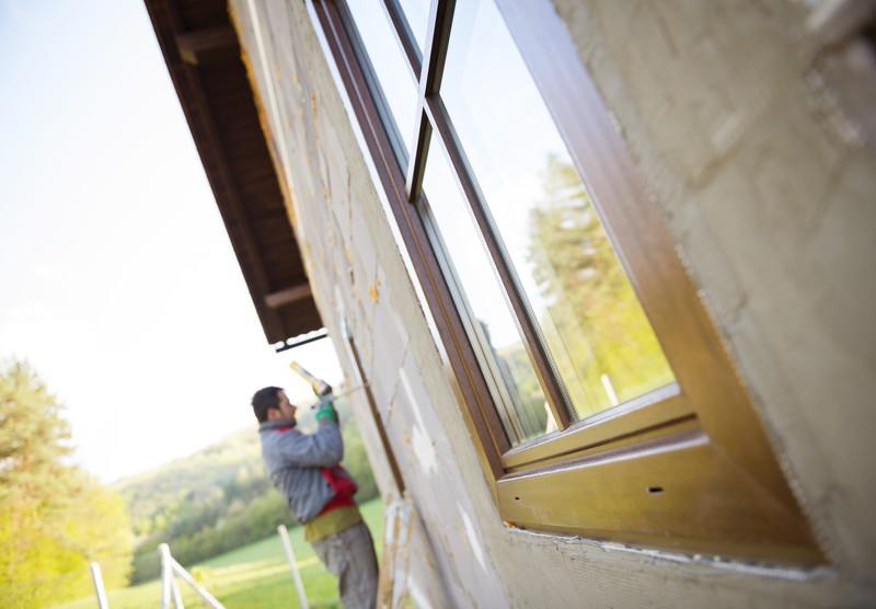 Schimmel Fensterdichtung