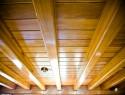 Schimmel unter der Holzdecke – was kann man tun?