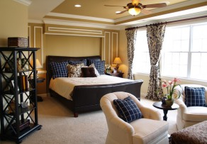 Ideen zum Schlafzimmer streichen » Für einen ruhigen Schlaf