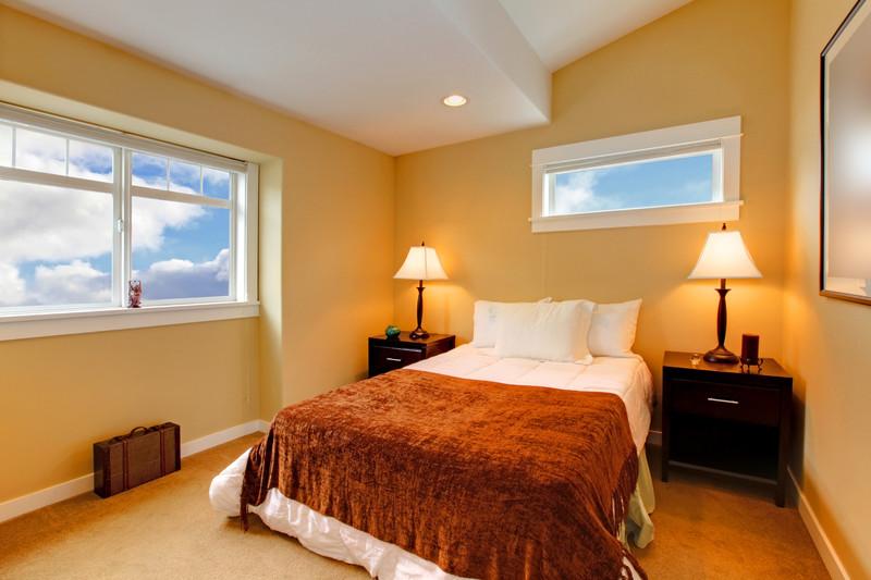 welche wandfarbe fur schlafzimmer, schlafzimmer streichen » anleitung, so wird's gemacht, Design ideen
