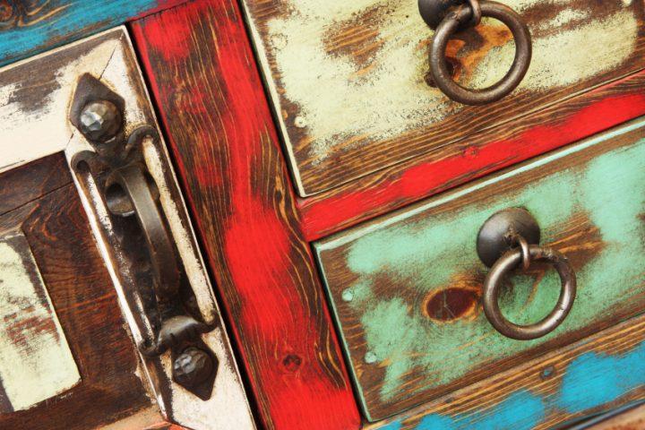 Schrank Streichen Vintage LK54 – Hitoiro