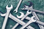 Schraubenschlüssel Typen