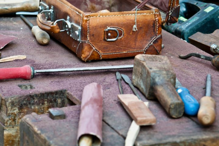 Relativ Schraubstock selber bauen » Anleitung in 5 Schritten EN38