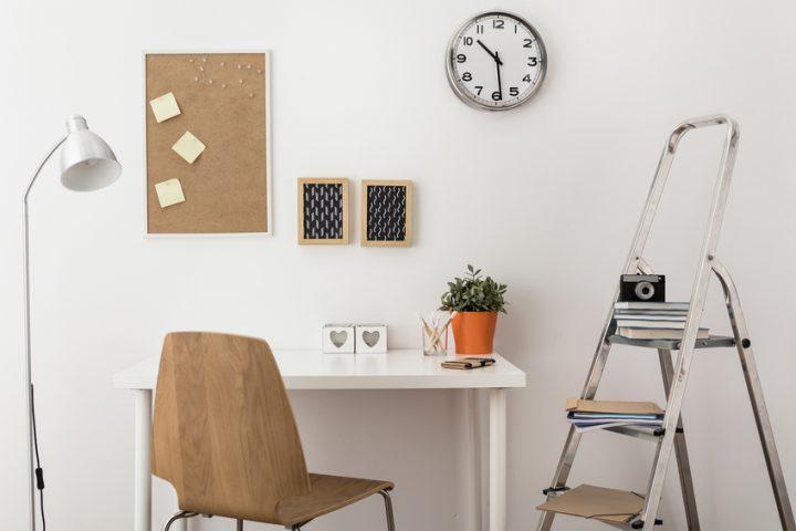 Schreibtisch Dekorieren Kreative Ideen