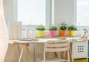 schreibtisch selber bauen sch ne ideen. Black Bedroom Furniture Sets. Home Design Ideas