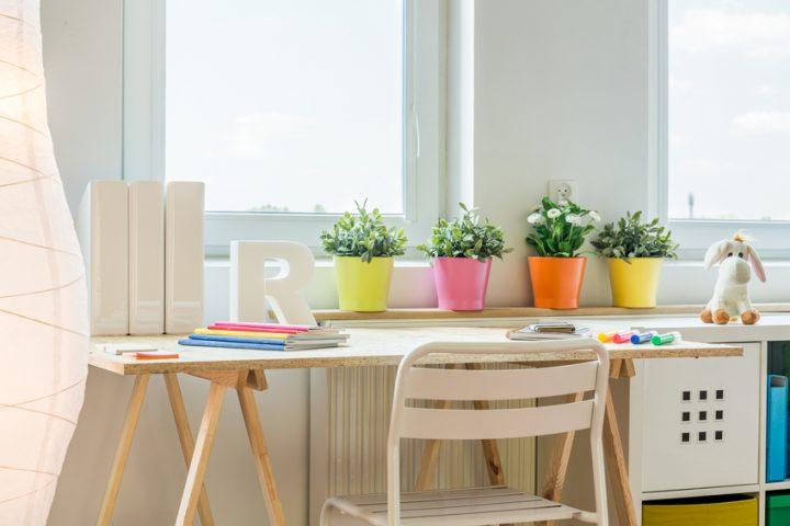 Schreibtisch Eigenbau