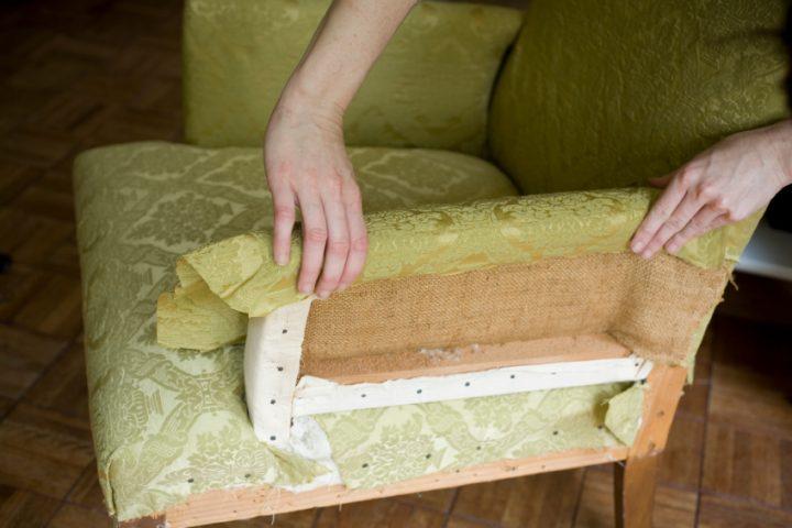 Sofa Polstern sessel polstern lassen diese kosten entstehen