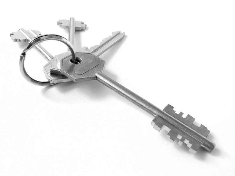 Sicherheitsschlüssel nachmachen lassen