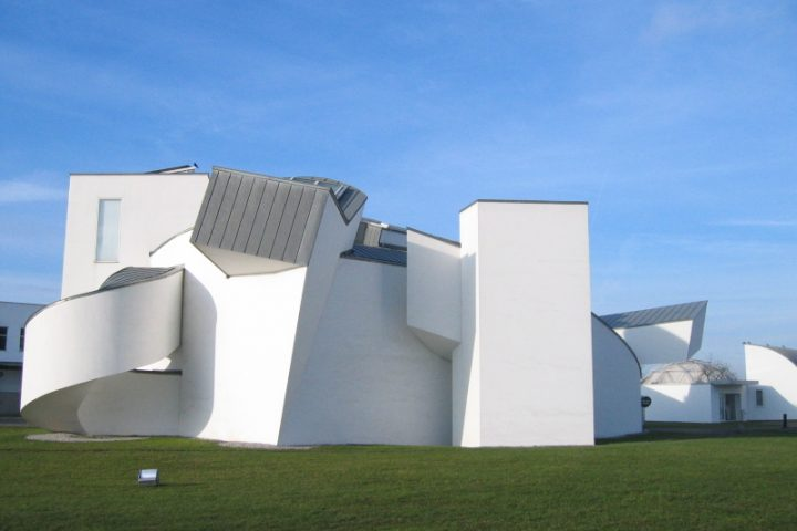 Sichtbeton als Architekturbeton