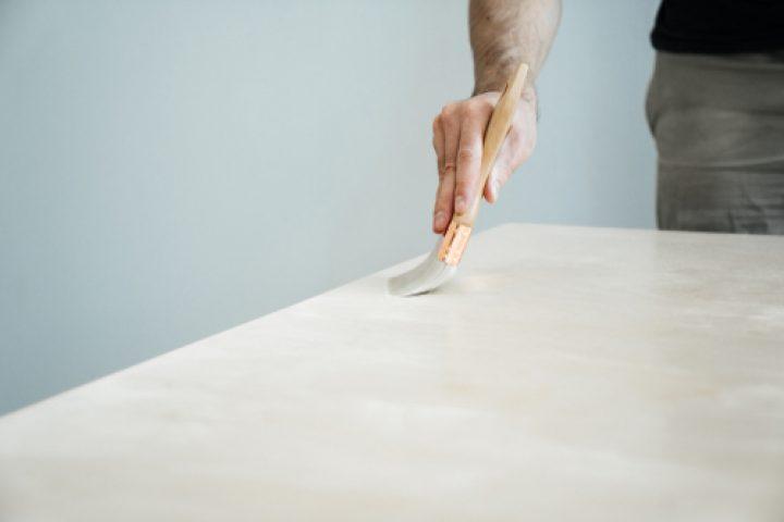 Siebdruckplatten wasserfest lackieren