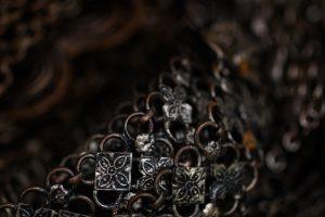 Silber färbt sich schwarz