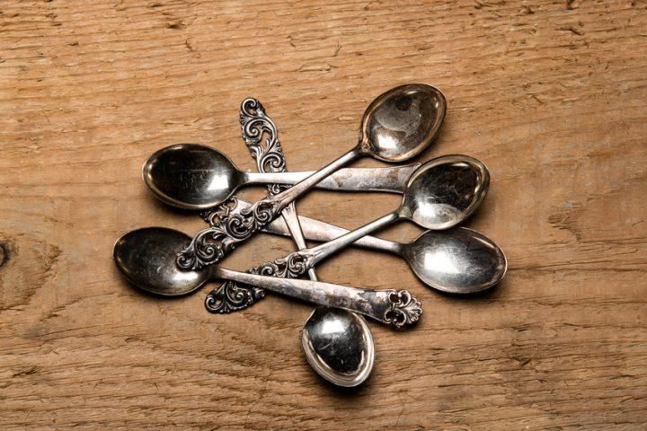 Wie Reinigt Silber silberbesteck aufarbeiten so sieht es wieder aus wie neu
