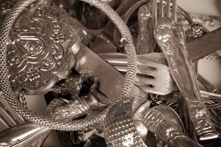 Silberbesteck identifizieren