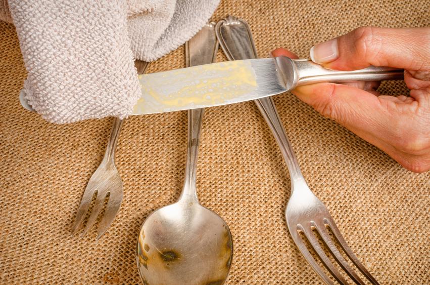 Silber Reinigen Mit Alufolie silberbesteck reinigen die besten tipps