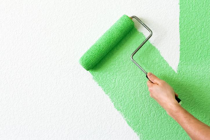 Dispersionsfarbe Oder Silikatfarbe : silikatfarbe auf dispersionsfarbe streichen geht das ~ Frokenaadalensverden.com Haus und Dekorationen