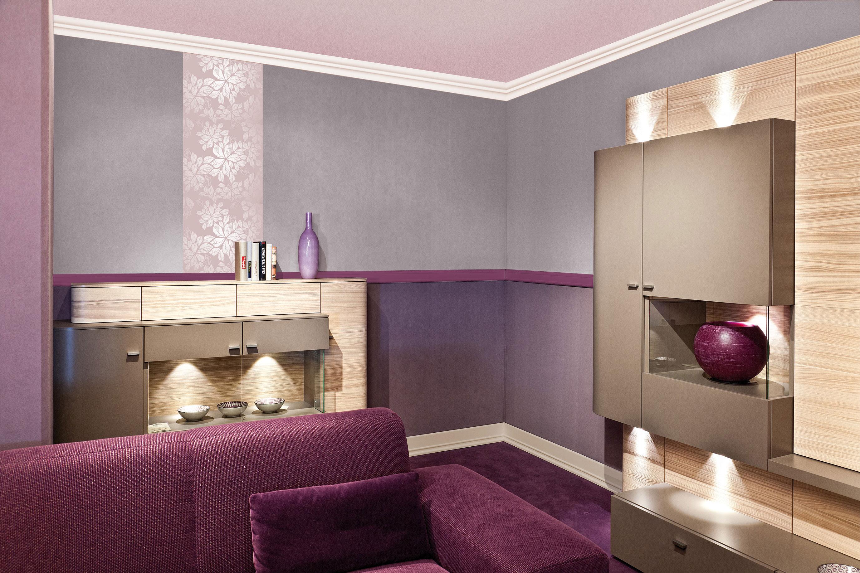 raumgestaltung von den deckenleisten bis zum boden. Black Bedroom Furniture Sets. Home Design Ideas