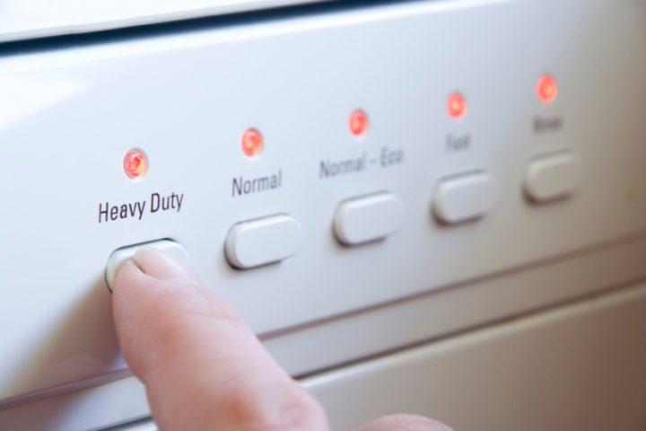 Spülmaschine Fehlerspeicher auslesen