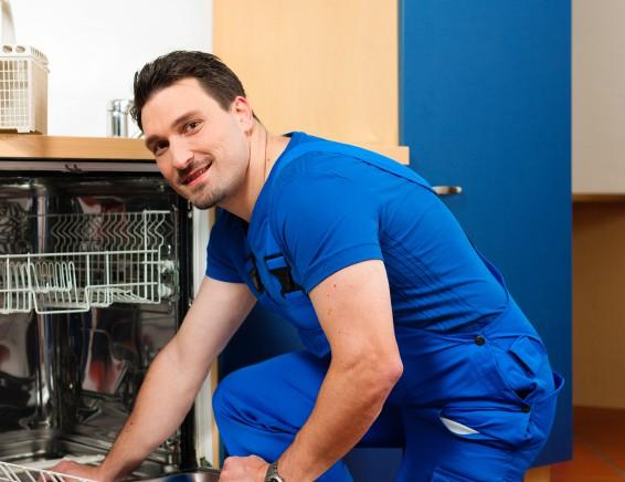 In der Spülmaschine ist die Heizung defekt