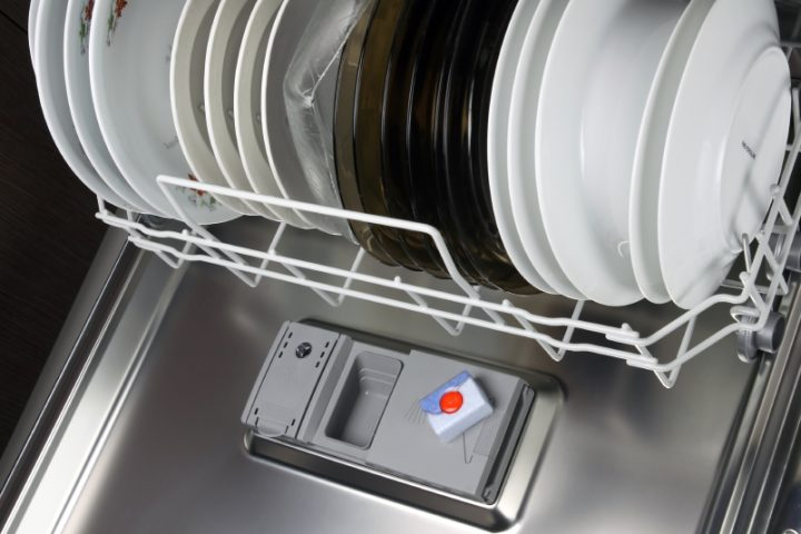 Spülmaschine Klarspüler Dosierung