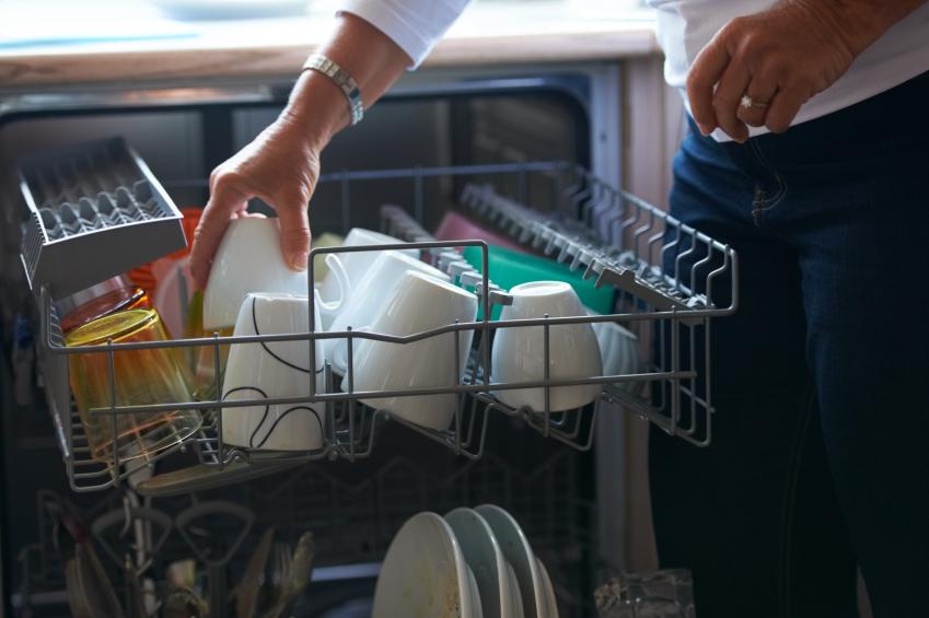 Die Lebensdauer einer Spülmaschine variiert