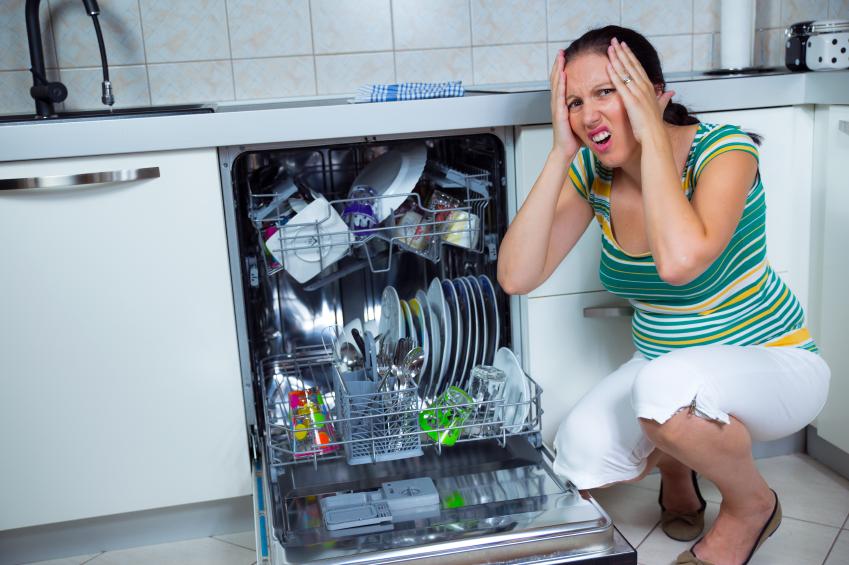 Spülmaschine defekt