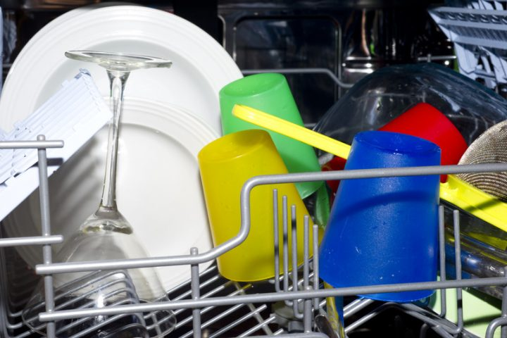 Relativ Spülmaschine zieht kein Wasser » Woran kann das liegen? WW45