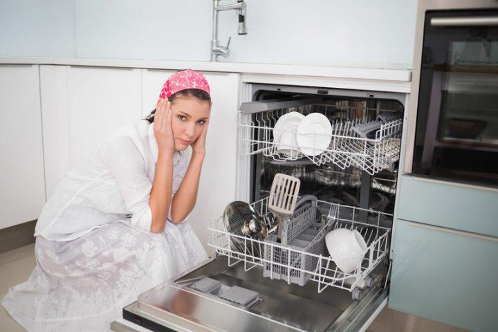 Spülmaschine reinigt nicht