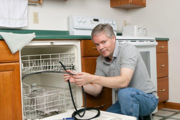 Spülmaschine reparieren