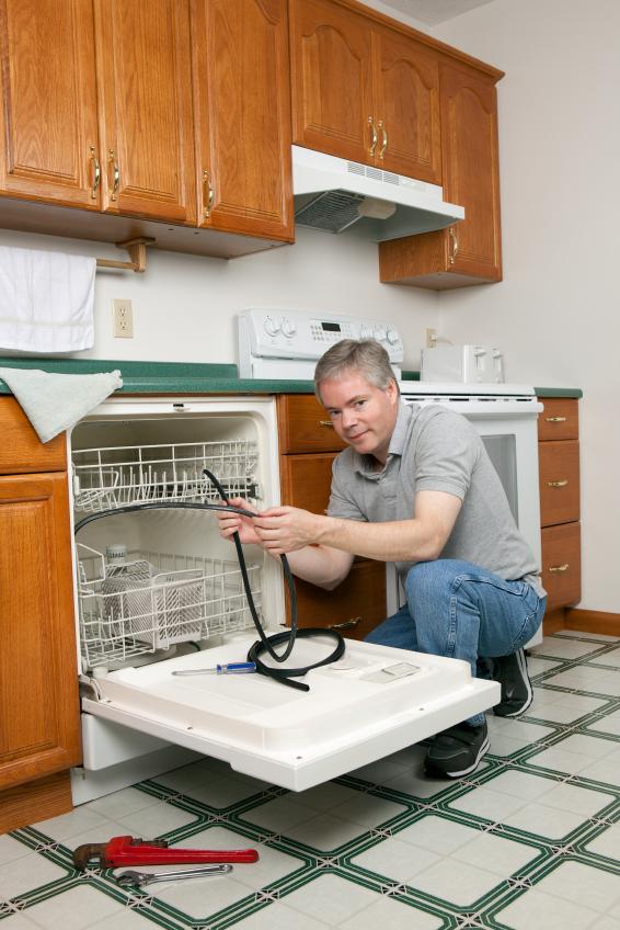 Spülmaschine verstopft » Das können Sie tun