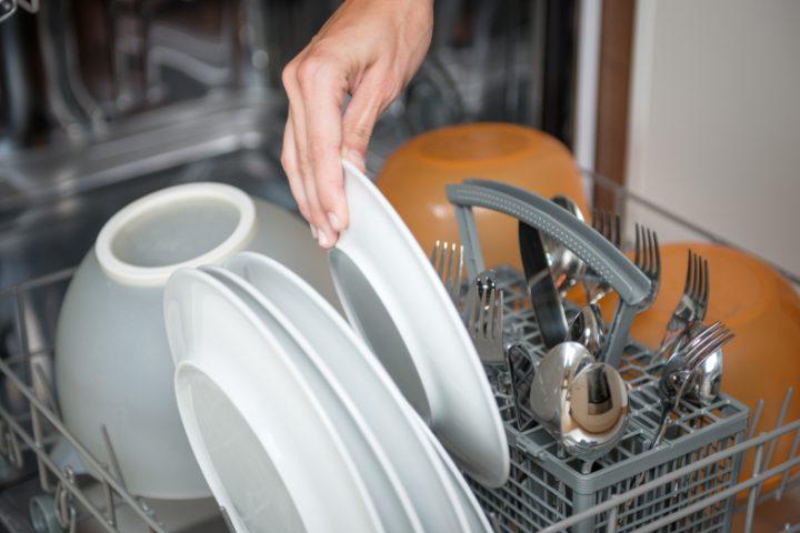 Spülmaschine riecht