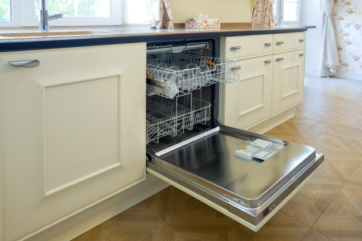 Relativ Spülmaschine zieht kein Wasser » Woran kann das liegen? VB73