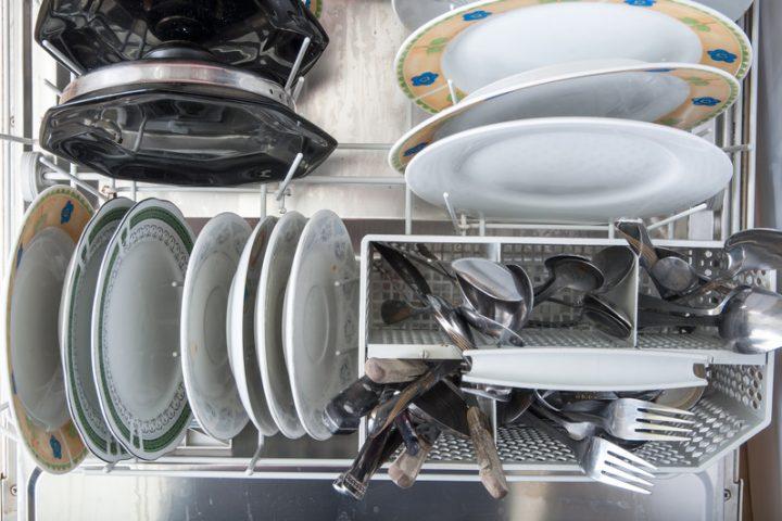 Spülmaschine verliert Wasser