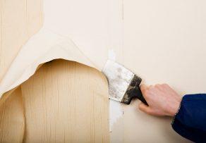 mit einem spachtel tapete entfernen so geht 39 s. Black Bedroom Furniture Sets. Home Design Ideas