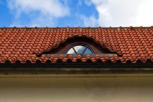 Spanische Dachziegel