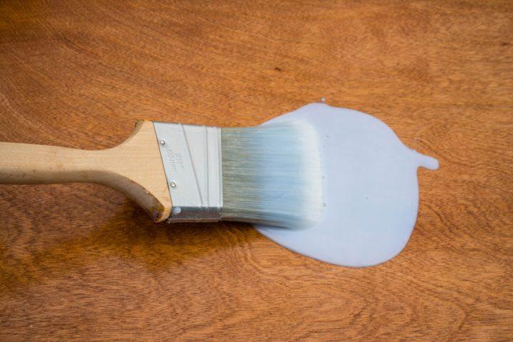 Sperrholz Versiegelung