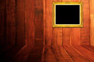 Spiegel festkleben