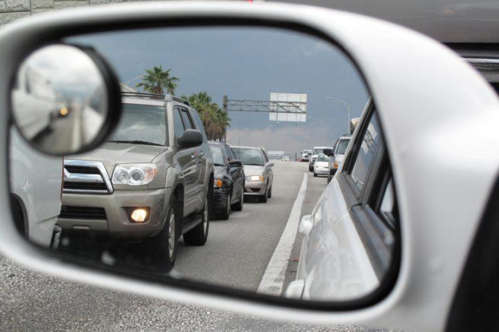 Autospiegel richten