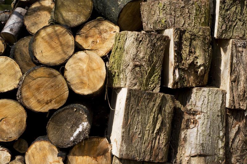 Stückholzkessel
