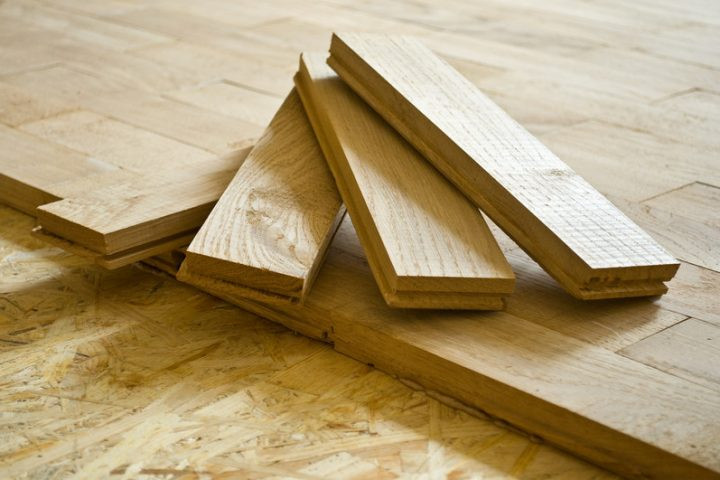 Stabparkett  Stabparkett verlegen - Anleitung in 5 Schritten