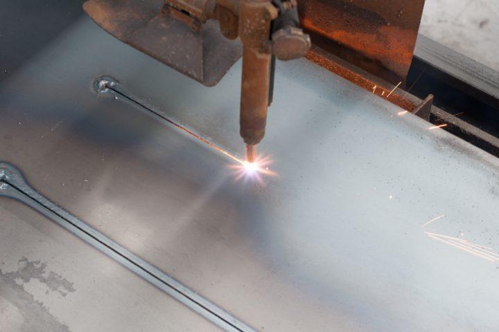 Stahl autogenes Brennschneiden
