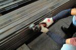 Stahl Rost entfernen