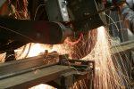 Stahl sägen