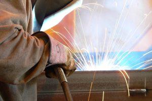 MAG Schweißen Stahl