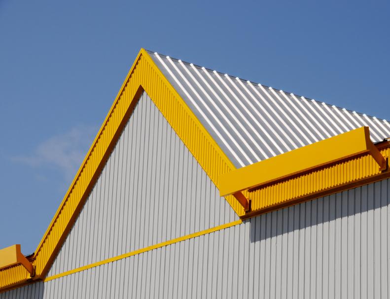 Stahlhallen aus polen anschaffen eine gute idee - Kaltwintergarten heizen ...