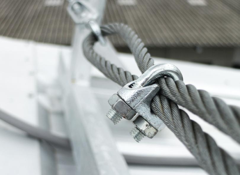 Stahlseil Befestigen Das Sollten Sie Beachten