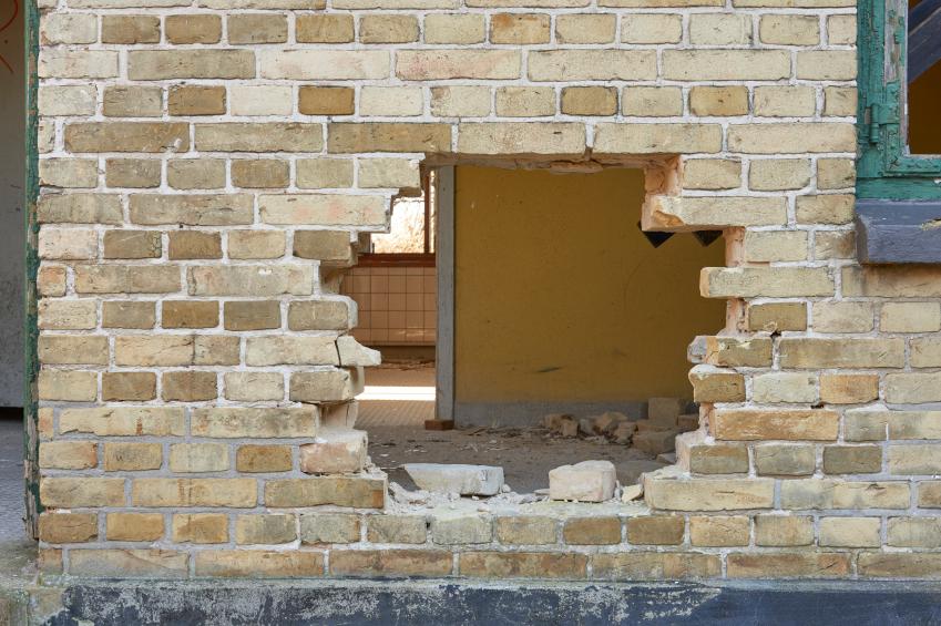 Stahltrager Beim Wanddurchbruch So Werden Sie Eingesetzt