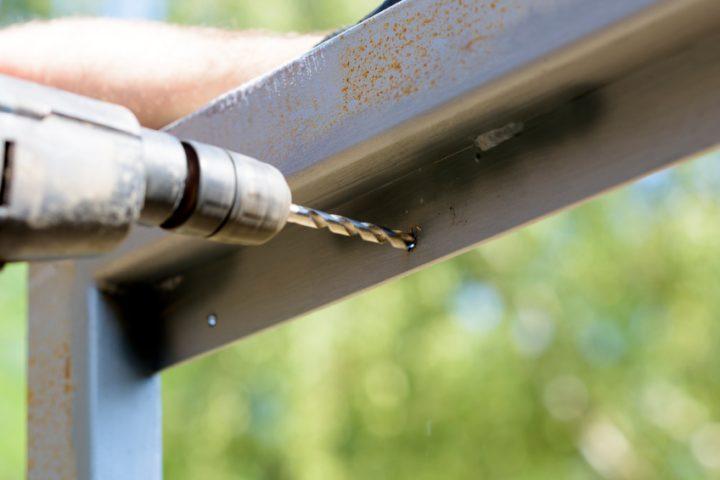 Beliebt Stahlträger bohren » Das sollten Sie beachten TA28
