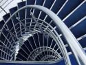 Stahltreppen innen sind ein sehr variables Gestaltungsmittel