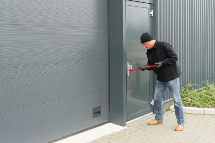 Beliebt Stahltür » Wie einbruchsicher ist sie? SO94